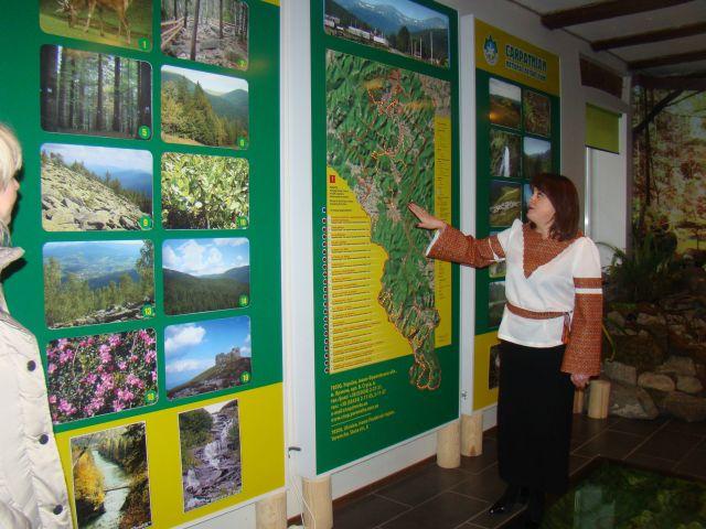 Зустріч партнерів проекту 'Гармонізація розвитку туризму в сільській місцевості Карпатського регіону'. Фото 2