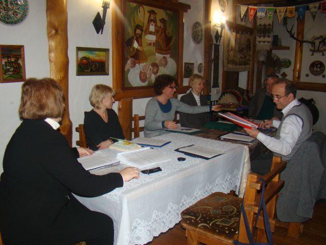 Зустріч партнерів проекту 'Гармонізація розвитку туризму в сільській місцевості Карпатського регіону'. Фото 4