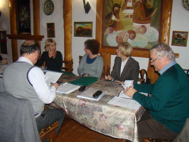 Зустріч партнерів проекту 'Гармонізація розвитку туризму в сільській місцевості Карпатського регіону'. Фото 5