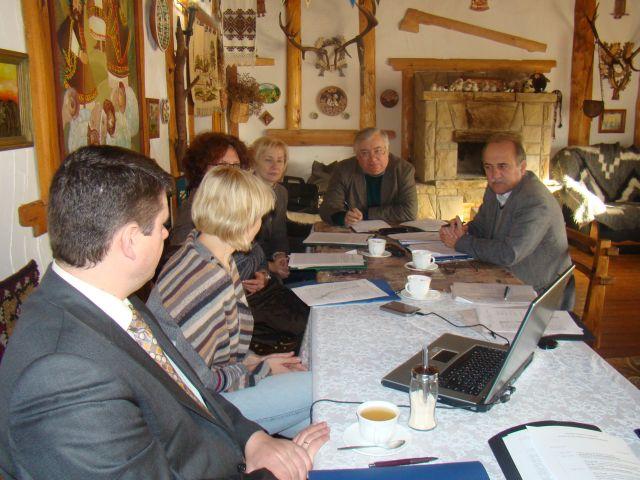 Засідання Наглядової ради проекту 'Гармонізація розвитку туризму в сільській місцевості Карпатського регіону'. Фото 3