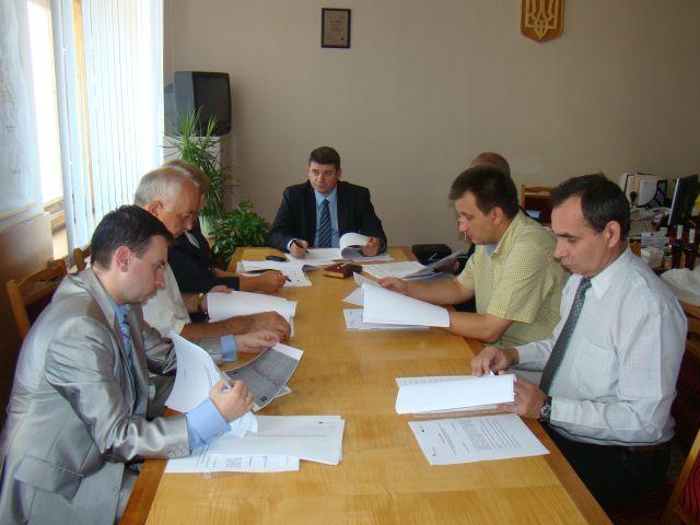 Засідання експертної групи в рамках  проекту 'Гармонізація розвитку туризму  в сільській місцевості Карпатського регіону. Фото 1'