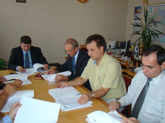 Засідання експертної групи в рамках  проекту 'Гармонізація розвитку туризму  в сільській місцевості Карпатського регіону. Фото 2'