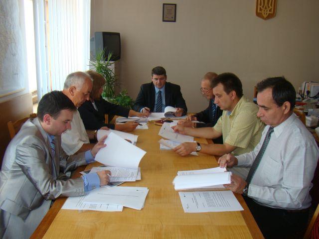 Засідання експертної групи в рамках  проекту 'Гармонізація розвитку туризму  в сільській місцевості Карпатського регіону. Фото 3'