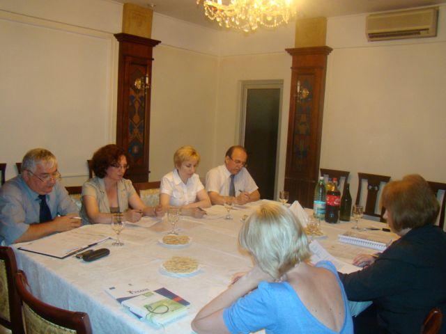 Зустріч партнерів проекту Гармонізація розвитку туризму в сільській місцевості Карпатського регіону. Фото 1