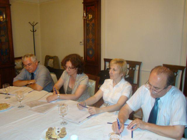 Зустріч партнерів проекту Гармонізація розвитку туризму в сільській місцевості Карпатського регіону. Фото 2